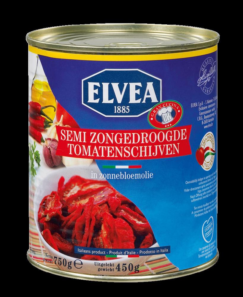 NEW - Elvea sundried tomato slices