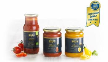 Elvea wint Superior Taste Award