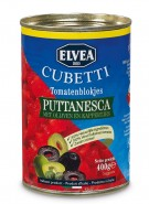 Cubetti Puttanesca