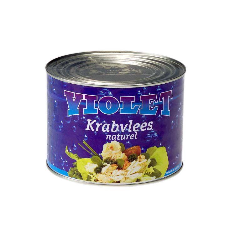 Violet Krab