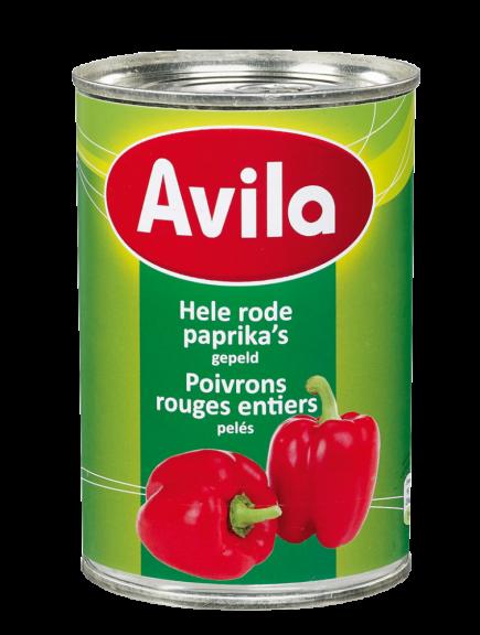 Avila Paprika's