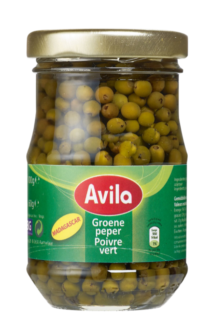 Avila Green Pepper