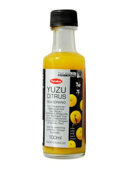 Yuzu citrus seasoning
