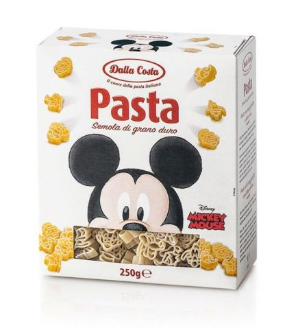 Disney pasta