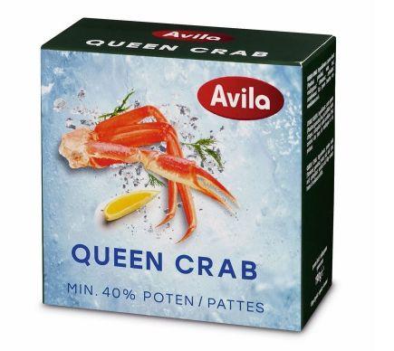 Avila Queen crab