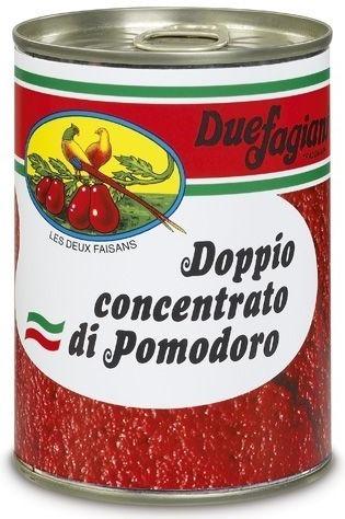 Dubbel tomaten concentraat