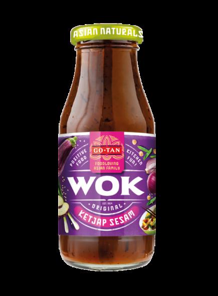 Wok sauces